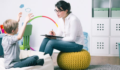 Child Advocacy Centers Customer Icon